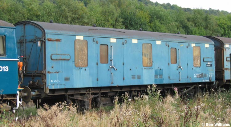 Photo of 041641 at Peak Rail Rowsley
