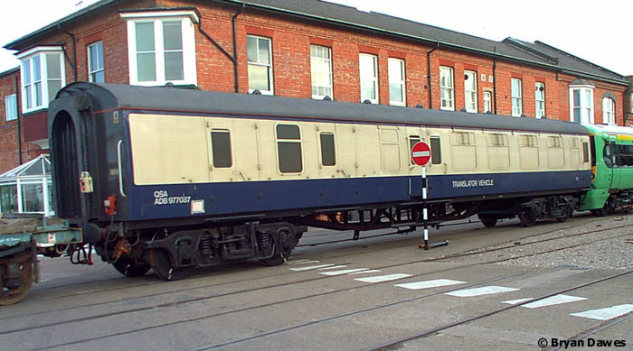 Photo of 977087 at Derby Litchurch Lane