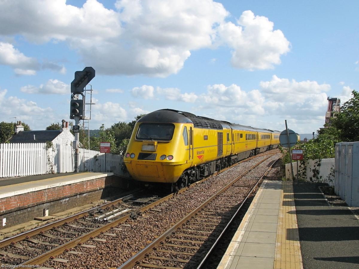 Photo of 43062 at North Queensferry